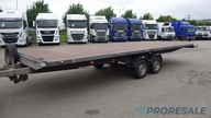 AGADOS DONA 58 PLATO - prodejné jen s vozidlem IVECO I0341Z - cena je za celou soupravu