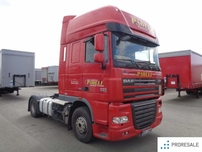 DAF FT XF 105.460 SSC EURO5/EEV