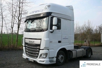 DAF XF 460 FT SSC LOW DECK EURO 6
