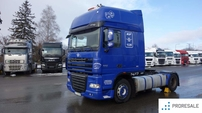DAF FT XF 105.460 SSC
