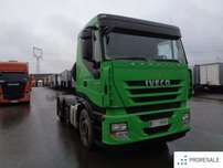 IVECO STRALIS ACTIVE SPACE AS 440S45 6x2 + HYDRAULIKA