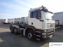 MAN TGA 26.310 6X2 Nosič kontejnerů