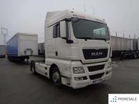 MAN TGX 18.480 BLS EURO5/EEV