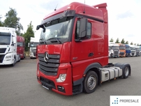 MERCEDES-BENZ ACTROS 1845 LSNRL LOW DECK