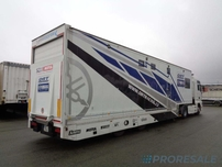 BSS METACO NV 30 - Závodní nástavba - prodejné jen s tahačem MAN M0841Z - cena je za celou soupravu