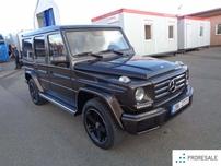 MERCEDES-BENZ G 350 D 3,0 TDI V6 - 180 kW