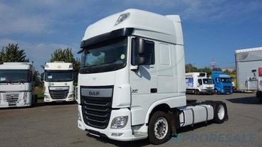 DAF XF 460 FT LOW DECK SSC EURO 6