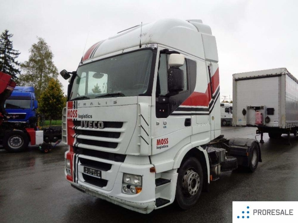 IVECO STRALIS ACTIVE SPACE 440S45